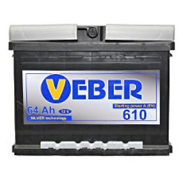 Видове акумулатори, предоставени от VEBER